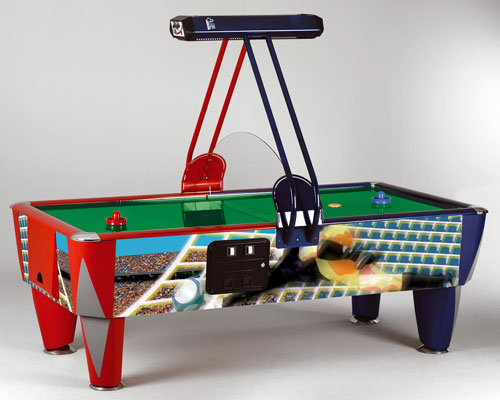 Sam Fast Soccer Standard Air Hockey Table 8 Foot