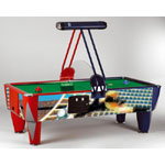 Sam Fast Soccer Mini Air Hockey Table 7 Foot