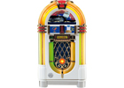 Wurlitzer OneMoreTime iPod CD Jukebox Special Edition White