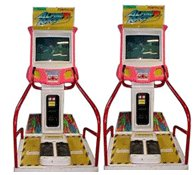 Alpine Racer Twin Driving Game