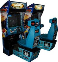 Hydro Thunder Twin Driving Game