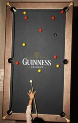 Guinness Pool Cover