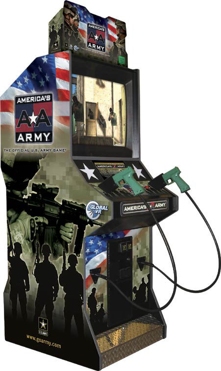 Americas Army Shooting Game